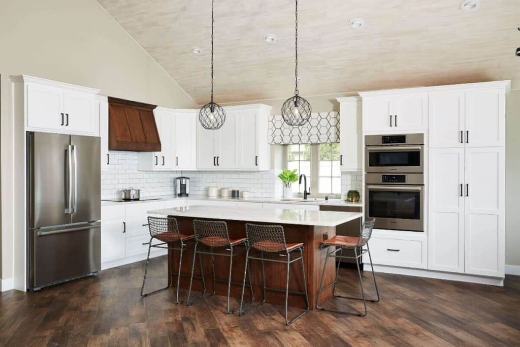 Turtle Lake in Shoreview MN Kitchen Remodel